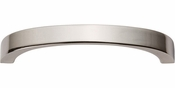 Atlas Homewares - 399-PN - Tableau Curved Handle 3 Inch - Polished Nickel