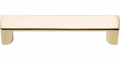 Atlas Homewares - 402-FG - Tableau Squared Handle 2 1/2 Inch - French Gold