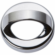 Atlas Homewares - 404-CH - Tableau Round Base and Top 1 7/16 Inch - Polished Chrome