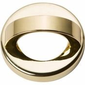 Atlas Homewares - 404-FG - Tableau Round Base and Top 1 7/16 Inch - French Gold
