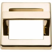 Atlas Homewares - 409-FG - Tableau Square Base and Top 1 7/8 Inch - French Gold