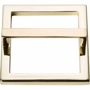Atlas Homewares - 411-FG - Tableau Square Base and Top 3 Inch - French Gold