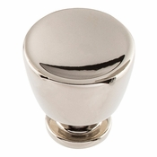 Atlas Homewares - 412-PN - Conga Knob 1 1/8 Inch - Polished Nickel