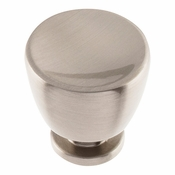 Atlas Homewares - 413-BRN - Conga Knob 1 1/4 Inch - Brushed Nickel