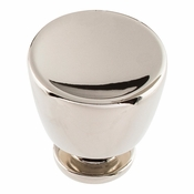 Atlas Homewares - 413-PN - Conga Knob 1 1/4 Inch - Polished Nickel