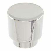 Atlas Homewares - 426-CH - Tom Tom Knob 1 1/4 Inch - Polished Chrome