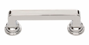 Atlas Homewares - A101-CH - Oskar Pull 3 Inch - Polished Chrome