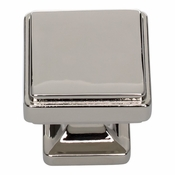 Atlas Homewares - A201-PN - Kate Knob 1 1/4 Inch - Polished Nickel