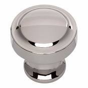 Atlas Homewares - A300-CH - Bradbury Knob 1 1/4 Inch - Polished Chrome