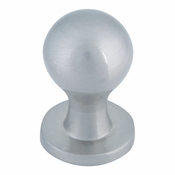 Atlas Homewares - A800-BN - Nipple Knob - Brushed Nickel