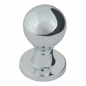 Atlas Homewares - A800-CH - Nipple Knob - Polished Chrome