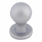 Atlas Homewares - A800-P - Nipple Knob 3/4 Inch - Pewter