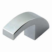 Atlas Homewares - A808-CH - Hook Knob - Polished Chrome