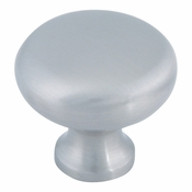 Atlas Homewares - A819-BN - Round Knob - Brushed Nickel