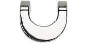 Atlas Homewares - A853-PS - Loop Pull 32 MM CC - Polished Stainless Steel