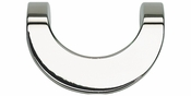 Atlas Homewares - A854-PS - Loop Pull 42 MM CC - Polished Stainless Steel