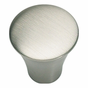 Atlas Homewares - A855-SS - Fluted Knob - Stainless Steel