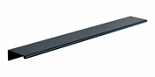Atlas Homewares - A864-BL - Tab Edge Pull 320 MM CC - Matte Black