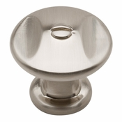 Atlas Homewares - A869-BN - Ergo Knob - Brushed Nickel