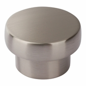 Atlas Homewares - A913-BN - Chunky Round Knob Large 1 13/16 Inch - Brushed Nickel