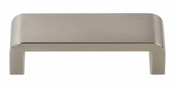 Atlas Homewares - A914-BN - Platform Pull 3 3/4 Inch - Brushed Nickel
