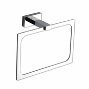 Atlas Homewares - AXTR-CH Axel Towel Ring Polished Chrome