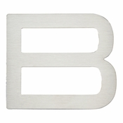 Atlas Homewares - PGNB-SS<br>Paragon Letter B<br>Stainless Steel