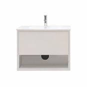 Avanity Sonoma 31 in. Vanity in White Finish with Integrated Vitreous China Top - SONOMA-VS31-WT