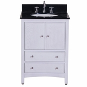 Avanity Westwood 24 in. Vanity Only in White Washed Finish - WESTWOOD-V24-WW