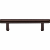 "Top Knobs - Bar Pulls Collection - Hopewell Bar Pull 3 3/4"" (c-c) - Oil Rubbed Bronze - M757"