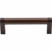 "Top Knobs - Bar Pulls Collection - Pennington Bar Pull 3 3/4"" (c-c) - Oil Rubbed Bronze - M1030"