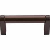 "Top Knobs - Bar Pulls Collection - Pennington Bar Pull 3"" (c-c) - Oil Rubbed Bronze - M1029"