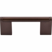 "Top Knobs - Bar Pulls Collection - Princetonian Bar Pull 3"" (c-c) - Oil Rubbed Bronze - M1068"