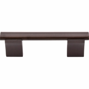 "Top Knobs - Bar Pulls Collection - Wellington Bar Pull 3"" (c-c) - Oil Rubbed Bronze - M1105"