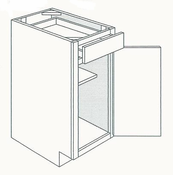 Select On Any Of The Various Cabinet Components Below To