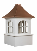 Bethany Style - Windowed Cupola - Estate Series