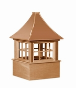 Carlisle Style - Windowed Cupola - Select Series