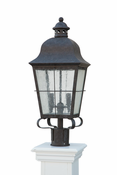 Capital Outdoor Accents - Chatham Lantern