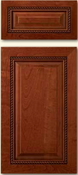 Soft Maple Mitered Cabinet Drawer<br>Raised Panel<br>Series DP-378 Unfinished
