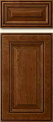 Soft Maple Mitered Cabinet Drawer<br>Raised Panel<br>Series DP-560 Unfinished