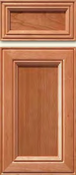 Soft Maple Mitered Cabinet Drawer<br>Recessed Panel<br>Series DP-360 Unfinished