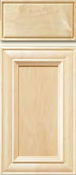 Soft Maple Mitered Cabinet Drawer<br>Recessed Panel<br>Series DP-541 Unfinished