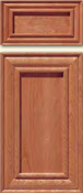 Soft Maple Mitered Cabinet Drawer<br>Recessed Panel<br>Series DP-597 Unfinished