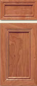Soft Maple Mitered Cabinet Drawer<br>Recessed Panel<br>Series DP-823 Unfinished
