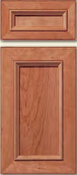 Soft Maple Mitered Cabinet Drawer<br>Recessed Panel<br>Series DS-387 Unfinished