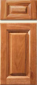 Soft Maple Stile & Rail Cabinet Drawer<br>Raised Panel<br>Series DP-530 Unfinished