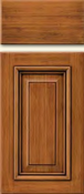 Soft Maple Cabinet Drawer<br>Solid Panel<br>Series DS-581 Unfinished