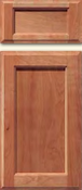 Soft Maple Stile & Rail Cabinet Drawer<br>Recessed Panel<br>Series DP-390 Unfinished