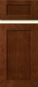 Soft Maple Stile & Rail Cabinet Drawer<br>Recessed Panel<br>Series DS-831 Unfinished
