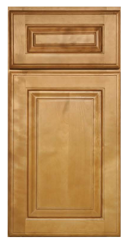 CNC Cabinetry Bristol Toffee Kitchen Cabinet - B12 - Base Cabinets